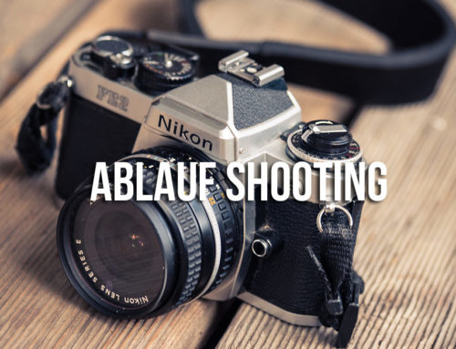 Shooting-Ablauf