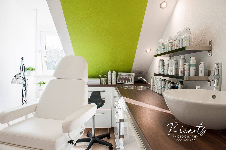 Kosmetikstudio, Behandlungsraum