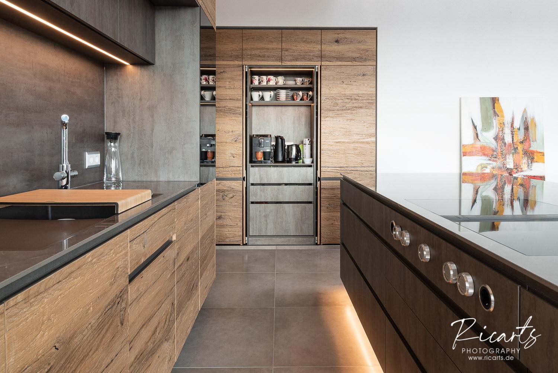 Interieur, Küche