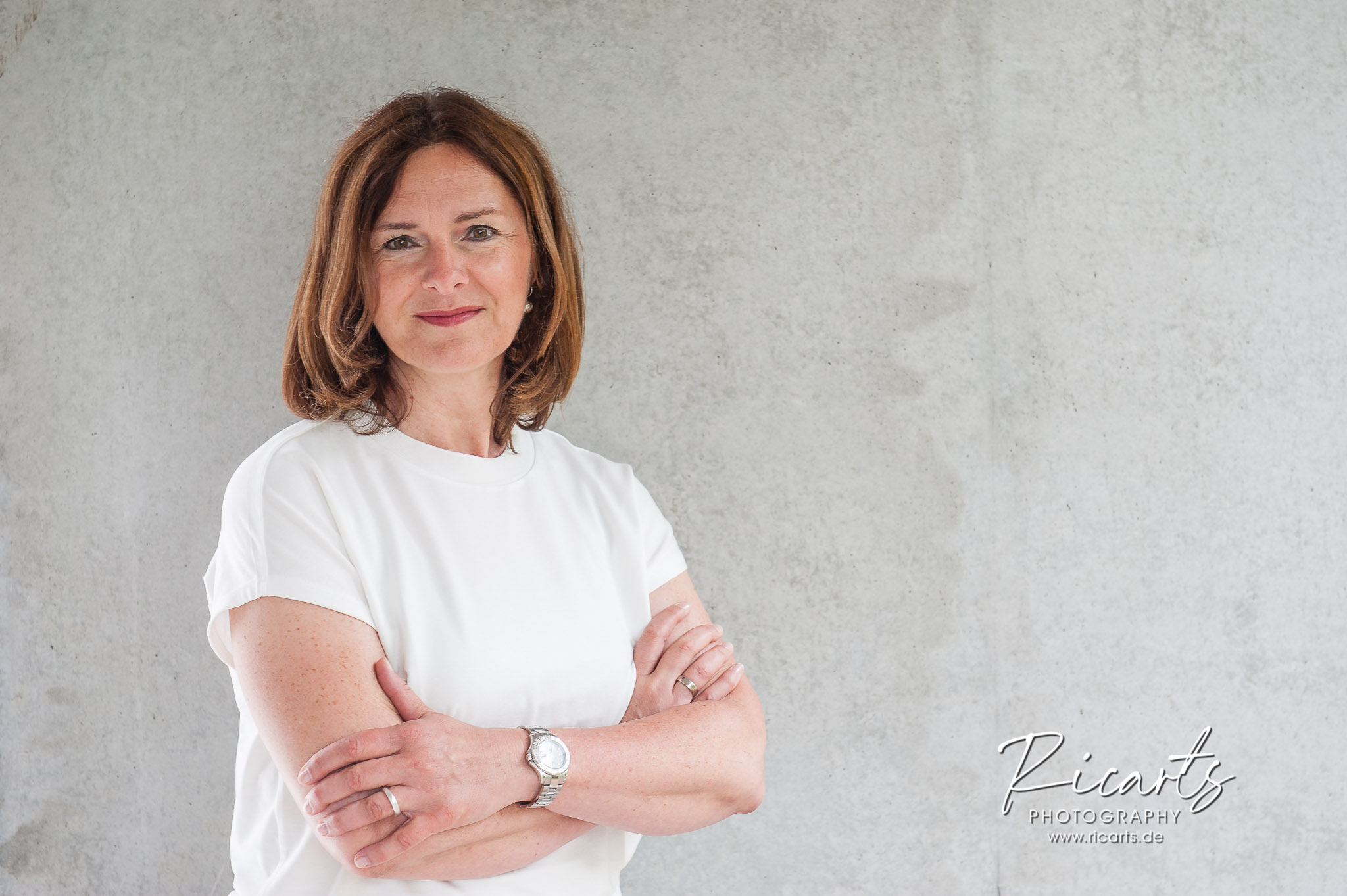 Business-Portrait Frau