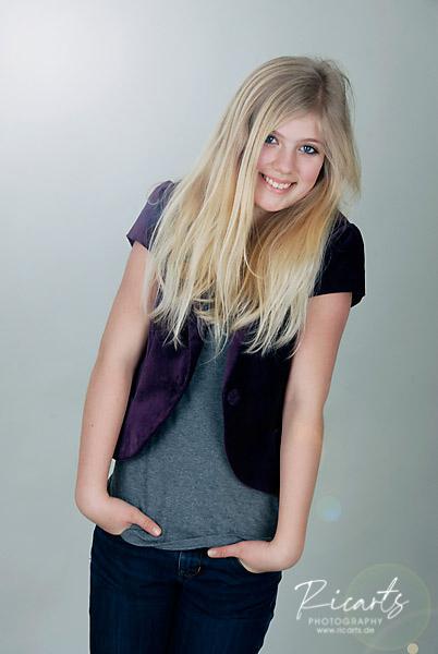 Portraitbild Teenager
