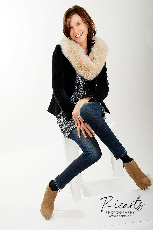 Fashionfoto Frau