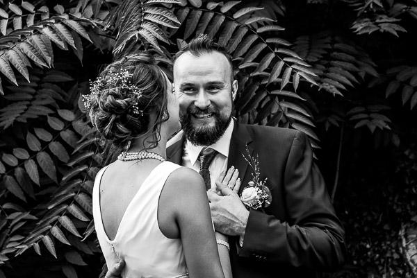 Hochzeitsfotografie-Brautpaar