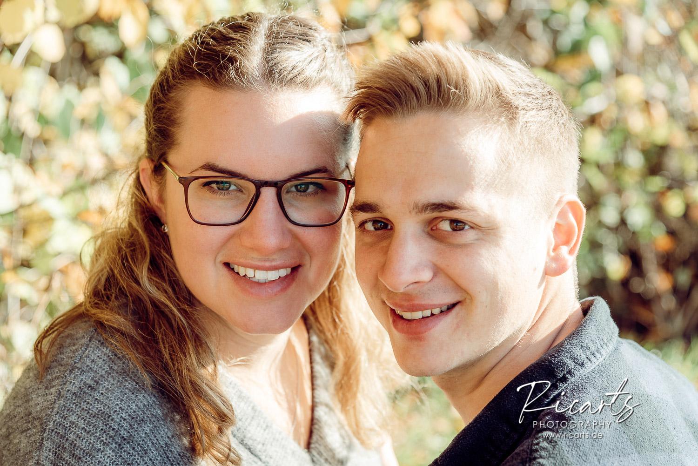 Portraitfoto Junges Paar
