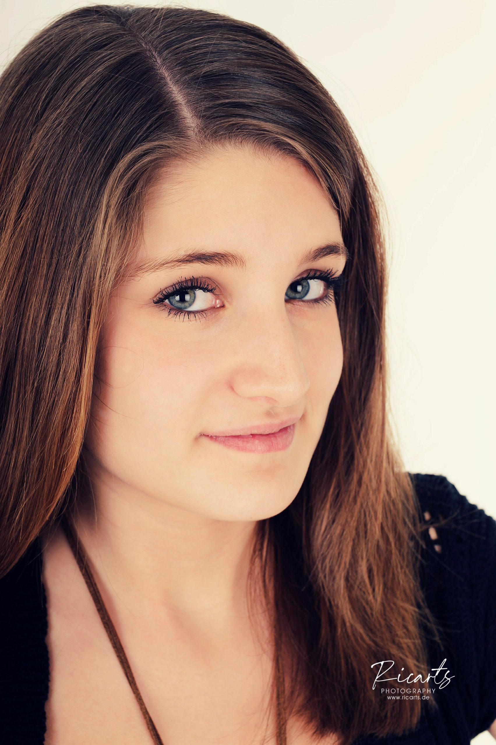 Portraitfoto junge Frau