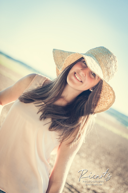 Portraitfoto Teenager