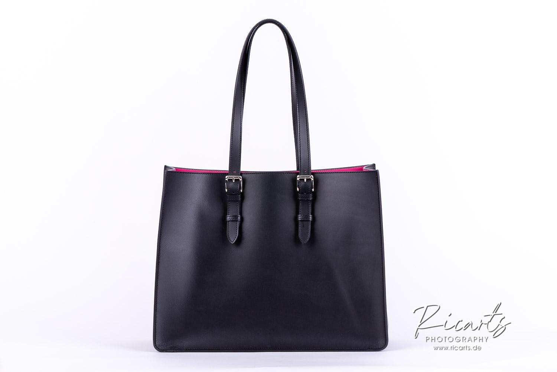 Produktfotografie-Handtasche