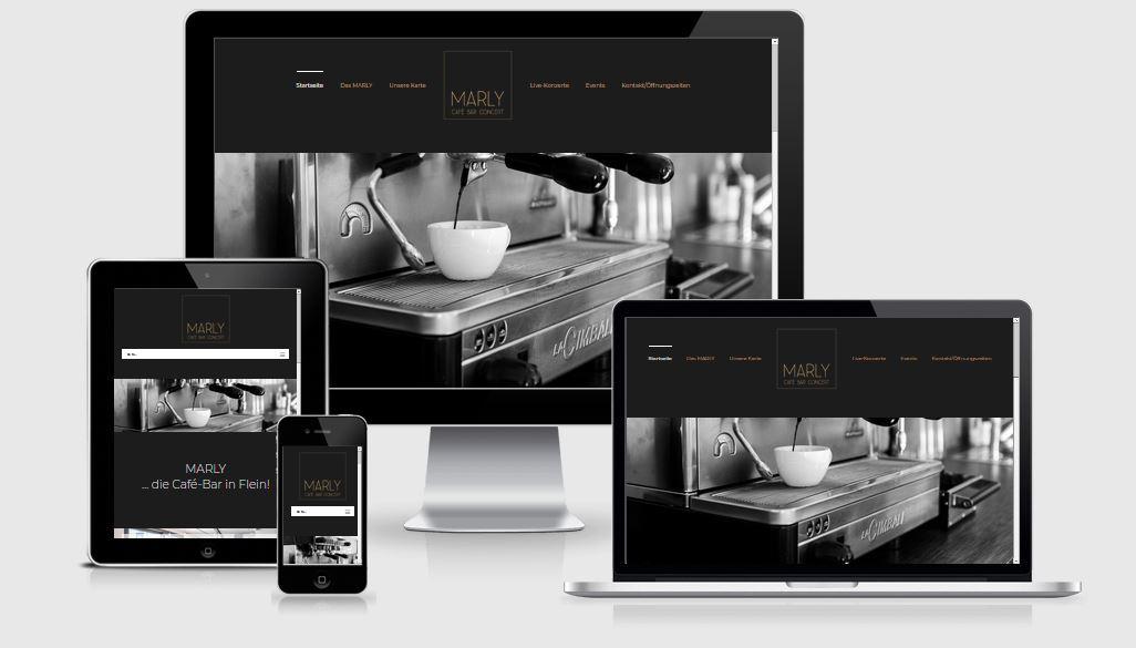 Visuelles-Kommunikationsdesign-Web-Design-Präsentation-Website-auf-Desktoprechner-Tablet-und-Mobiltelefon