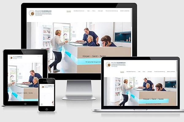 Website-Arzt